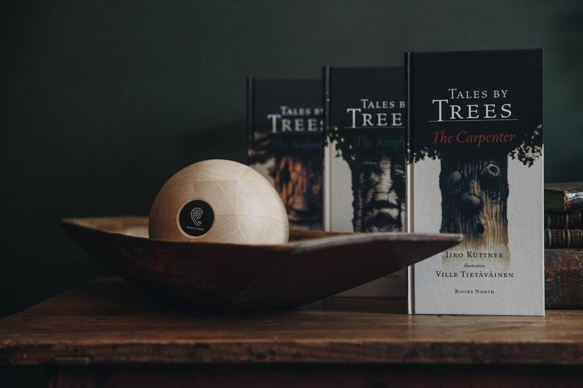 Tales by Trees books